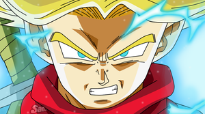 Trunks Fury DBS - Escena by SaoDVD