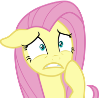 Fluttershy worried 2 by Uponia