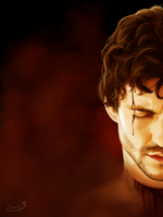 Will Graham by Momiji95