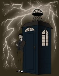 Tesla The Time Lord by Bandlith