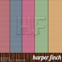 Pattern Paper Series 1, part b. by harperfinch