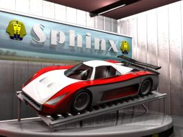 Le Mans gto by Sphinx1