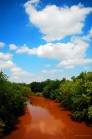 Charlie's Chocolate River by SublimeBudd