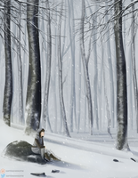 In Winter by sambeawesome