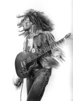Bob Marley by Triarchic