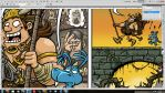 Legend of Bill guest strip preview by Kennon9