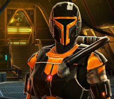 Me in SWToR by Bikad