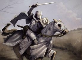 Valiant Charge by LordGood