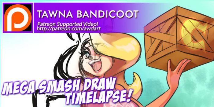 Timelapse - Tawna Bandicoot by AndrewDickman