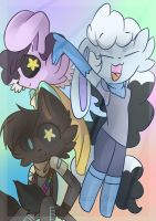 .:the star sans:. by Pastel-Strawberry