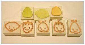 Citrus stamps by restlesswillow