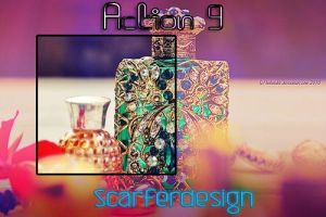 Action OO9 by scarferdesign