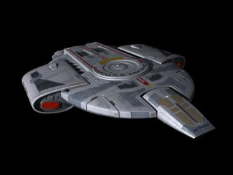 USS Defiant version 2 by metlesitsfleetyards