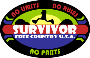 Survivor: Free Country USA by DuctToast