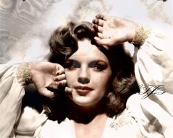 Judy Garland by Linnea-Rose
