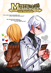 The Promise: Zen's Story by Ayza-chan