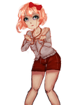 Sayori by All-The-Fish-Here
