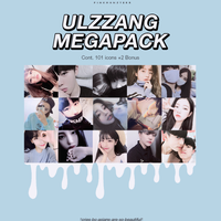 +Ulzzang Icon Pack by PinkMonsterr