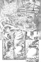 justice league 23.1 Darkseid page 05 pencil by PauloSiqueira