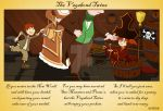 TheVagabondTwins by FROG-and-TOAD