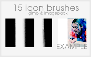 Icon brushes by Sarah-Dipity