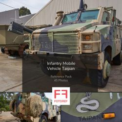 45 photos of Infantry Mobile Vehicle Taipan by Fotoref