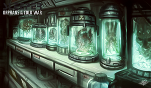 SLEEPER-Orphans of the Cold War-Illustration#12 by mlappas