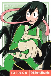 [Weekly] Froppy by Silent-Shanin