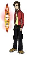 11th Doctor Outfit 2 by virunee
