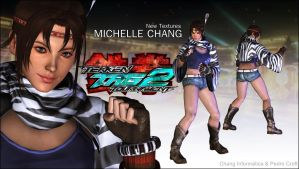 Michelle Chang - TTT2|New Textures (XPS Download) by Pedro-Croft