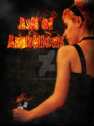 Ash of Ambitions Book Cover Hopeful by FrzKey