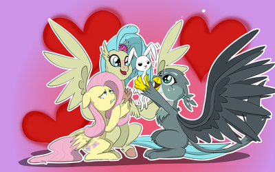 Too much love for Angel by chedx