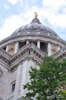 St. Paul's Cathedral III by FoxDesigns