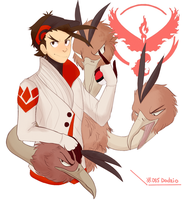 Apollo and Dodrio