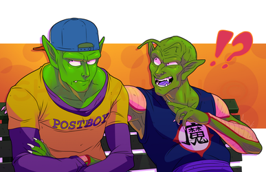 Piccolo Day by AstroZerk