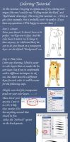 Coloring Tutorial by Snow-Moon