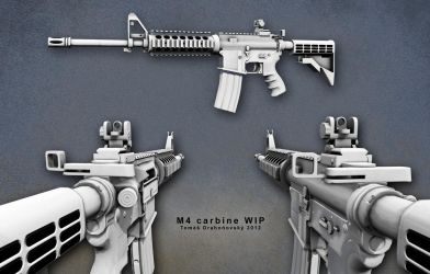 M4 WIP by t17dr
