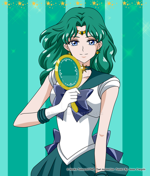 Sailor Neptune by Isack503