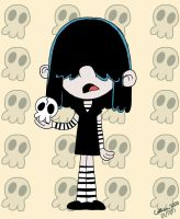 Lucy Loud by Colhan3000