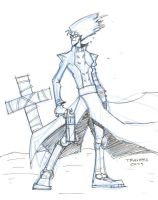 REQUEST Vash The Stampede by timmytom