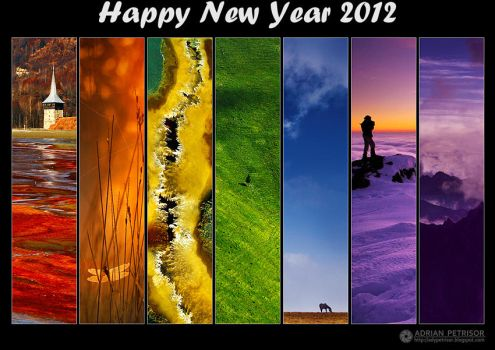 Happy New Year 2012 by adypetrisor