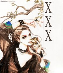 HYDE :: X X X by BlueMarina