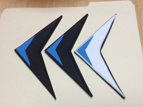WIP Prop Boomerangs by tk8247