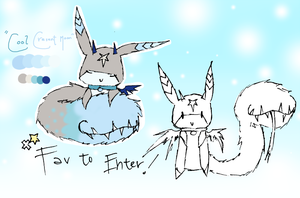 Liffin Tailmouth Giveaway [CLOSED] by Rabu-and-Adopts