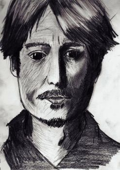 Johnny Depp by Insanemac