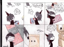 Gerards 30th... Part 2 by iMegZy