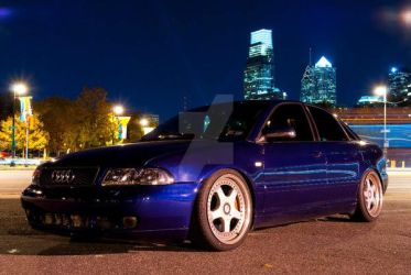 Audi A4 in Philadelphia by Bigriverrr8967