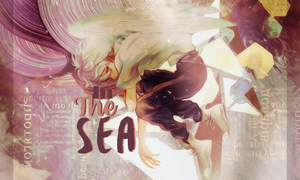 In the sea by MinmeyPrints