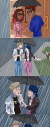 Rainy Days comic strip from Ch 1 by taylorssart