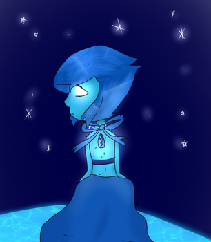 Lapis lazuli by MaguiMlpPaintPink